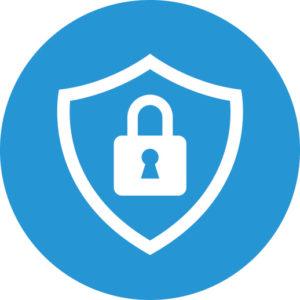 Security Architecture Symbolic Image